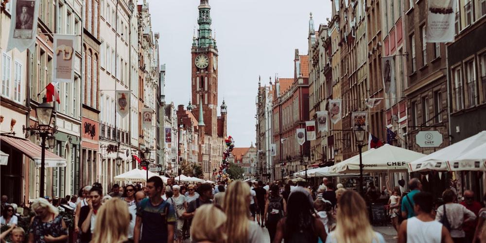 Mayfair FX - Sending money to Poland
